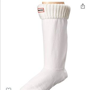 Hunter Boot Socks! For tall rain boots